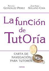 Libro La Funcion De Tutoria