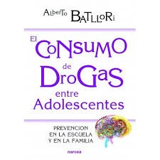 Libro El Consumo De Drogas Entre Adolescentes