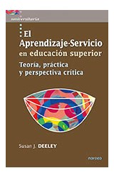 Papel EL APRENDIZAJE-SERVICIO EN EDUCACION SUPERIOR
