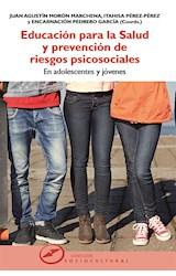 Papel EDUCACION PARA LA SALUD Y PREVENCION DE RIESGOS PSICOSOCIALE