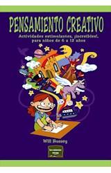 E-book Pensamiento creativo