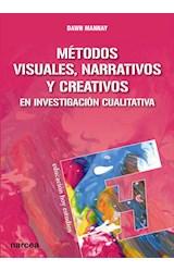 E-book Métodos visuales, narrativos y creativos en investigación cualitativa