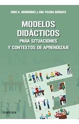 Papel MODELOS DIDACTICOS PARA SITUACIONES Y CONTEXTOS DE APRENDIZA