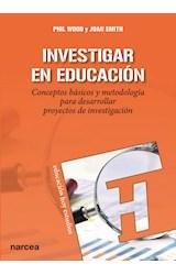 Papel INVESTIGAR EN EDUCACION