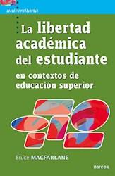 Papel La Libertad Académica Del Estudiante