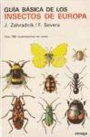 Libro Guia Basica De Insectos De Europa