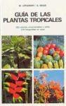 Libro Guia De Plantas Tropicales
