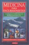 Libro Medicina Para Excursionistas