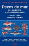 Libro Peces De Mar Atlantico Y Mediterraneo Guia De Identificacion
