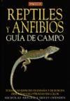 Libro Reptiles Y Anfibios