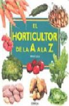 Libro El Horticultor De La A A La Z