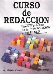 Papel Curso De Redaccion: Teoria Y Practica De La Composicion Y Del Estilo