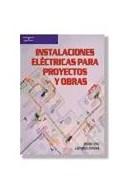 Papel INSTALACIONES ELECTRICAS PARA PROYECTOS Y OBRAS