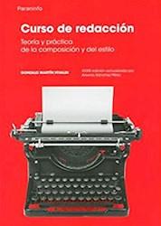 Papel Curso De Redaccion Teoria Y Practica De La Composicion Y Del Estilo