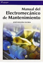 Papel MANUAL DEL ELECTROMECANICO DE MANTENIMIENTO