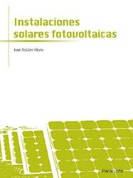 Papel Instalaciones Solares Fotovoltaicas