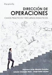 Libro Direccion De Operaciones Casos Prcticos Y Recursos Didacticos