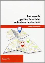 Libro Procesos De Gestion De Calidad En Hosteleria Y Turismo