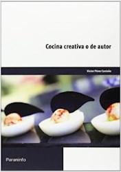 Libro Cocina Creativa O De Autor