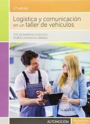 Libro Logistica Y Comunicacion En Un Taller De Vehiculos