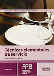 Libro Tecnicas Elementales De Servicio