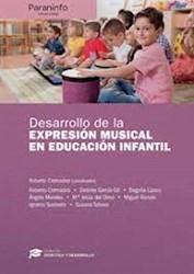 Libro Desarrollo De La Expresion Musical En Educacion Infantil