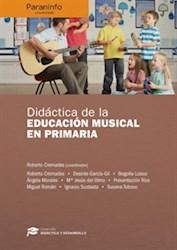 Libro Didactica De La Educacion Musical En Primaria