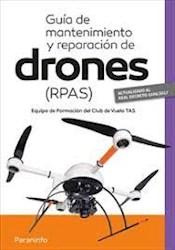 Libro Guia De Mantenimiento Y Reparacion De Drones