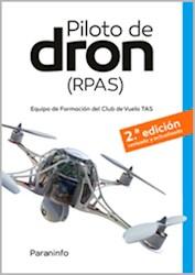 Libro Piloto De Dron ( Rpas )