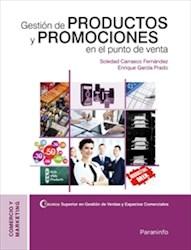 Libro Gestion De Productos Y Promociones En El Punto De Venta