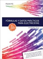 Libro Formulas Y Datos Practicos Para Electricistas