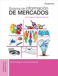 Libro Sistema De Informacion De Mercados