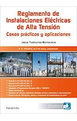 Papel REGLAMENTO DE INSTALACIONES ELECTRICAS DE ALTA TENSION CASOS PRACTICOS Y APLICACIONES