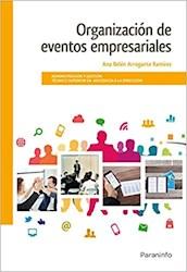 Libro Organizacion De Eventos Empresariales