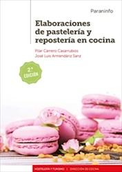 Libro Elaboraciones De Pasteleria Y Reposteria En Cocina