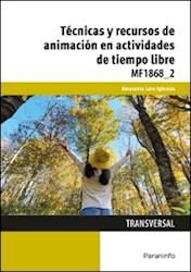 Libro Tecnicas Y Recursos De Animacion En Actividades De Tiempo Libre