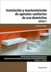 Libro Instalacion Y Mantenimiento De Aparatos Sanitarios De Uso Domestico