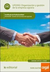 Libro Organizacion Y Gestion De La Empresa Agraria