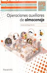 Libro Operaciones Auxiliares De Almacenaje