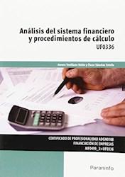 Libro Analisis Del Sistema Financiero Y Procedimientos De Calculo