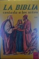 Papel BIBLIA CONTADA A LOS NIÑOS (2 TOMOS) (CARTONE)