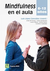 """Libro Mindfulness En El Aula 6 €"""" 12 Años"""