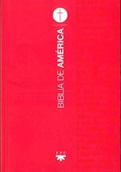 Libro Biblia De America ( Manual Roja Con Notas )