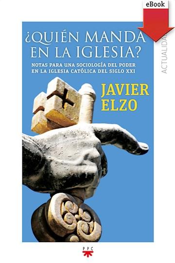 E-book ¿Quién Manda En La Iglesia? (Ebook-Epub)