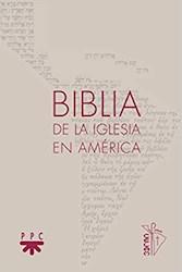 Libro Biblia De La Iglesia En America (Tapa Rustica) Con Notas