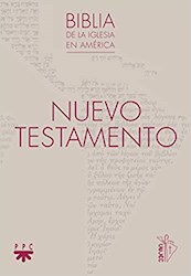 Libro Nuevo Testamento De La Bia ( Tapa Rustica ) Con Notas
