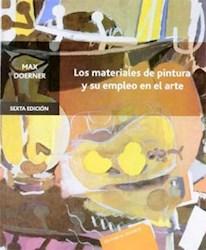 Libro Materiales De Pintura Y Su Empleo En El Arte