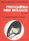 Libro Fisicoquimica Para Biologos