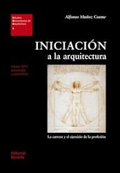 Libro Iniciacion A La Arquitectura