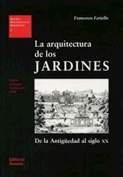 Libro La Arquitectura De Los Jardines